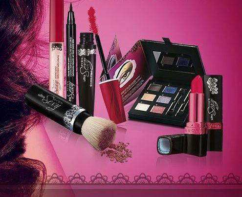 Ultra Sexy, última coleção de maquiagem lançada no Brasil.